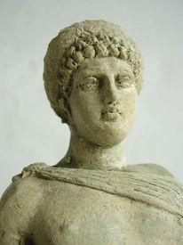 Keramik, Kunsthandwerk, Antike, Skulptur
