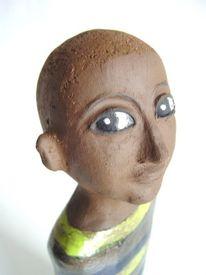 Keramik, Kunsthandwerk, Gesicht,