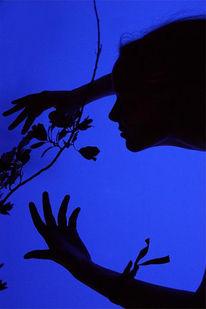 Wasser, Triptychon, Surreal, Menschen