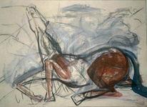 Skizze, Pferde, Malerei, Tiere