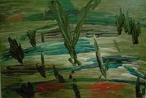 Malerei, Chance, Zufall
