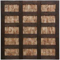 Holz, Hölzerne, Objekt, Holzwand