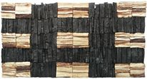 Holzwandobjekt, Holzobjekt, Objekt, Holz