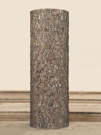 Holz, Objekt, Säule, Rinde