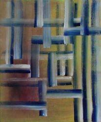 Malerei, Weg, Abstrakt