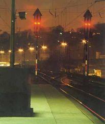 Fotografie, Bahnhof
