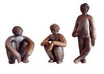 Bodensee, Schmauchbrand, Skulptur, Figur