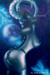 Airbrush, Surreal, Malerei