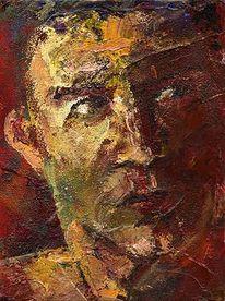 Expressionismus, Menschliche, Malerei