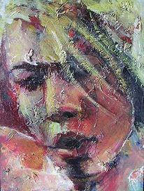 Expressionismus, Menschliche, Malerei, Gedanken