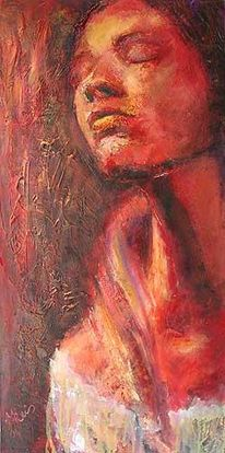 Emotion, Expressionismus, Menschen, Portrait