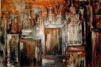Kößling, Acrylmalerei, Malerei,