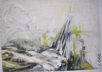 Malerei, Arbeit