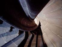 Perspektive, Spirale, Fotografie, Wendeltreppe