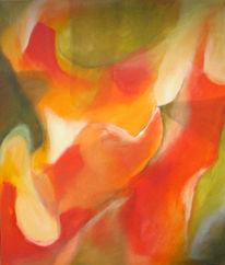 Abstrakt, Malerei, Davor
