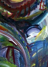 Malerei, Alltag