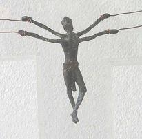 Skulptur, Plastik, Kruzifix,