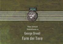 Tiere, Orwell, Tierbuch, Bauernhof