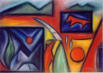 Pastellmalerei, Malerei,