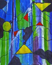 Malerei, Puzzle