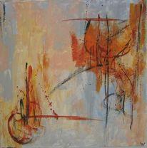 Herbst, Farben, Herbstes, Malerei