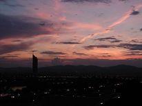 Sonnenuntergang, Fotografie, Himmel, Devila
