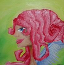 Malerei, Figural, Ölmalerei