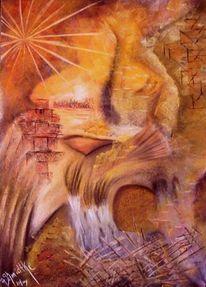 Gedanken, Abstrakt, Traum, Verborgen