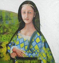 Ironie, Figural, Malerei, Mona lisa