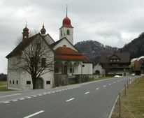 Fotografie, Luzern, Kirche, Landschaft