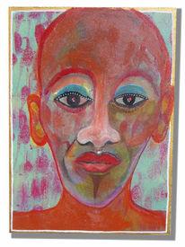 Sehen, Massai, Ethnologie, Malerei