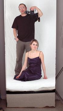 Menschen, Fotografie, Model