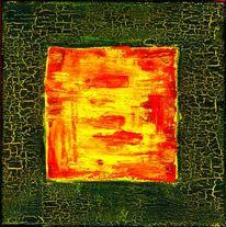 Abstrakt, Primacryl, Acrylmalerei, Malerei