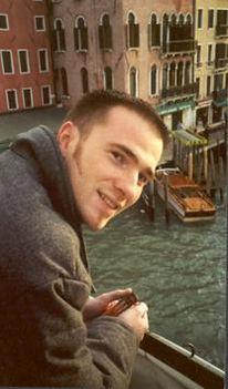 Fotografie, Menschen, Venedig, Selbstportrait