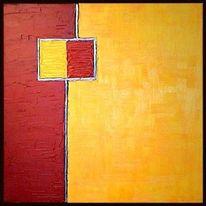 Primacryl, Acrylmalerei, Malerei, Abstrakt
