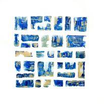 Malerei, Primacryl, Abstrakt, Acrylmalerei