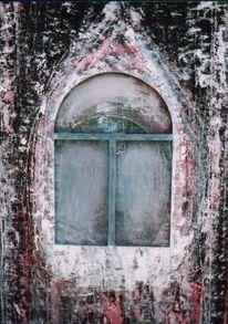 Fenster, Malerei