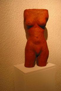 Figural, Skulptur, Plastik, Torso