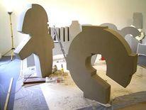 Skulptur, Atelier, Plastik