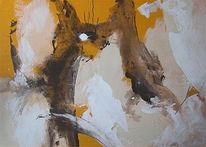 Malerei, Abstrakt, Tor