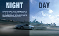 Nacht, Hektik, Tag, Digital