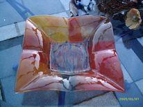 Glas, Fusing, Natürlichkeit, Wandbeschriftung