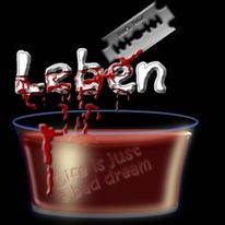 Leben, Aggression, Angst, Hass