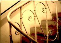 Architektur, Treppe, Antike, Haus