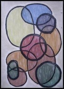 Farben, Malerei, Palette