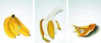 Banane, Malerei,
