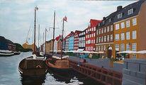 Kopenhagen, Malerei,