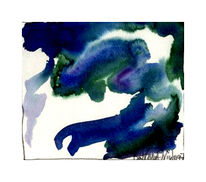 Aquarellmalerei, Gouachemalerei, Aquarell, See