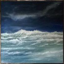 Sturm, Traum, Meer, Sehnsucht