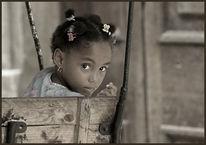 Kuba, Kind, Menschen, Portrait
